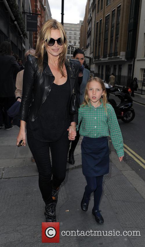 Kate Moss and Lila Grace Moss 16