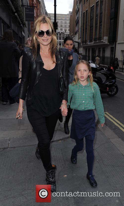 Kate Moss and Lila Grace Moss 17