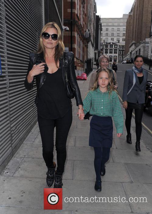 Kate Moss and Lila Grace Moss 18