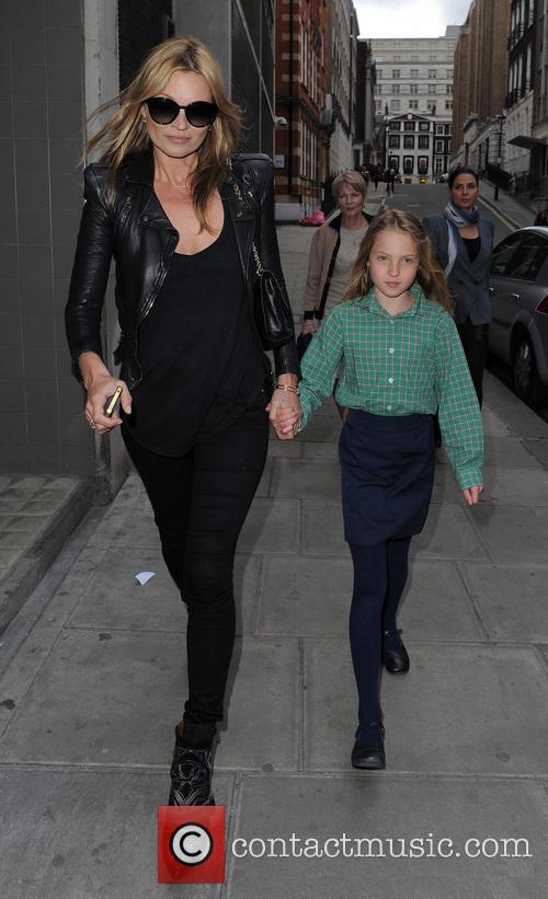 Kate Moss and Lila Grace Moss 21
