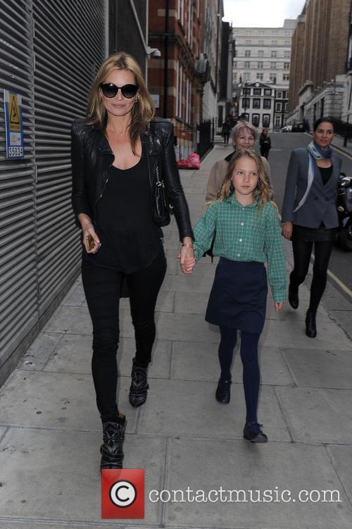 Kate Moss and Lila Grace Moss 22