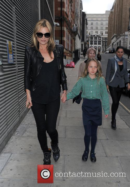 Kate Moss and Lila Grace Moss 23