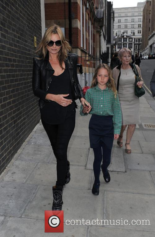 Kate Moss and Lila Grace Moss 24