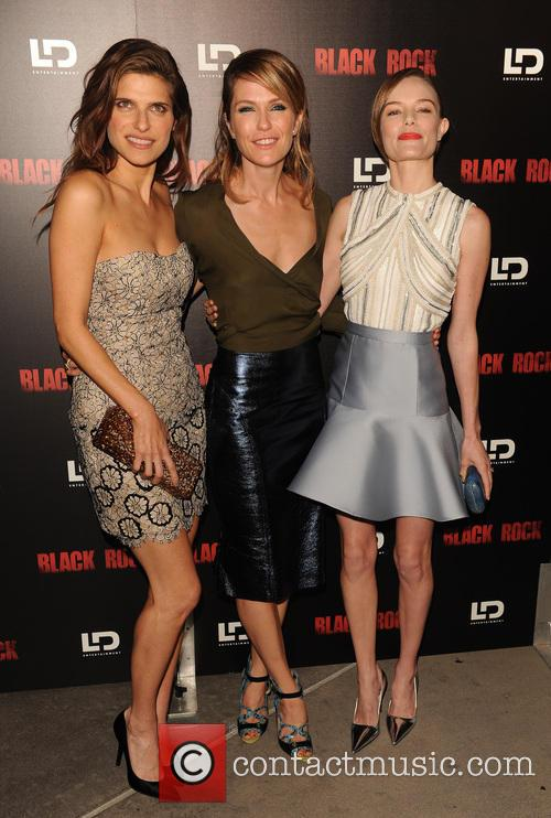 Lake Bell, Katie Aselton and Kate Bosworth 2