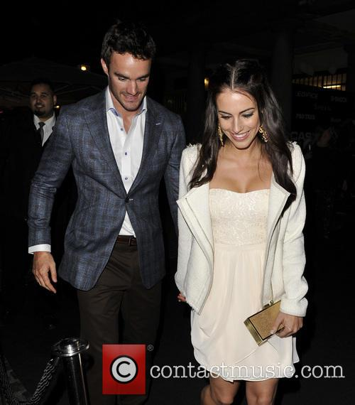 Jessica Lowndes and Thom Evans 9