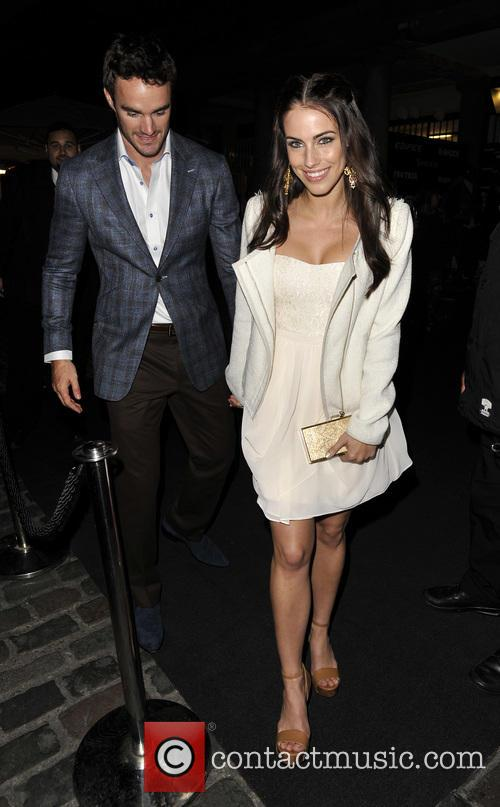 Jessica Lowndes and Thom Evans 1