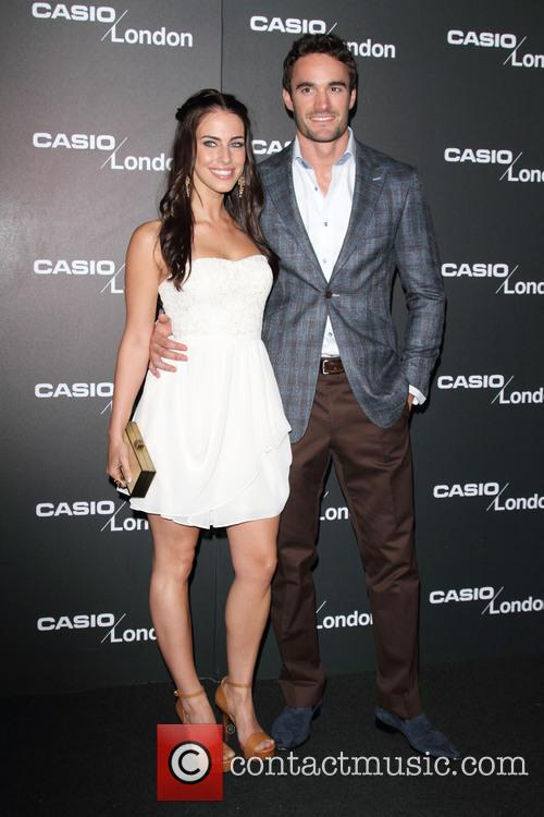 jessica lowndes casio london store 1st birthday 3653203