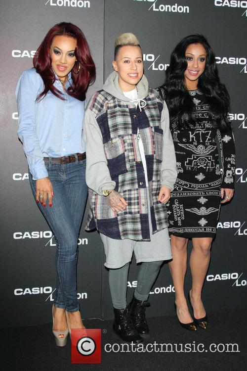 Stooshe, Covent Garden