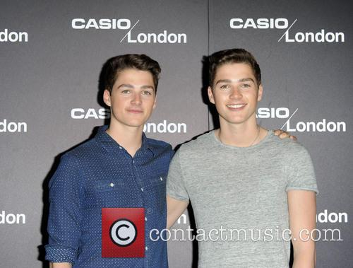 Jack Harries and Finn Harries 2