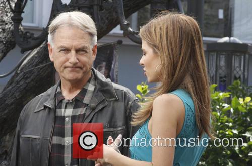 Mark Harmon and Maria Menounos 7