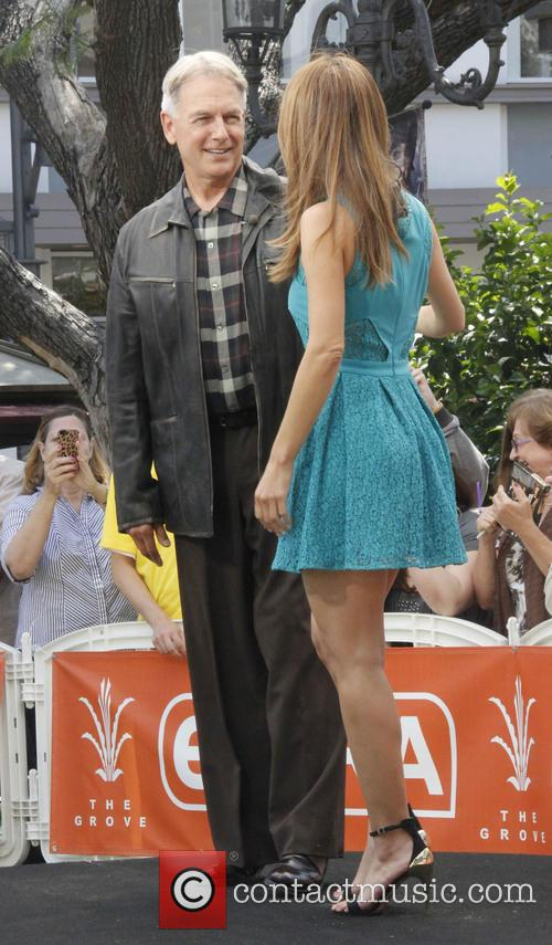 Mark Harmon and Maria Menounos 10