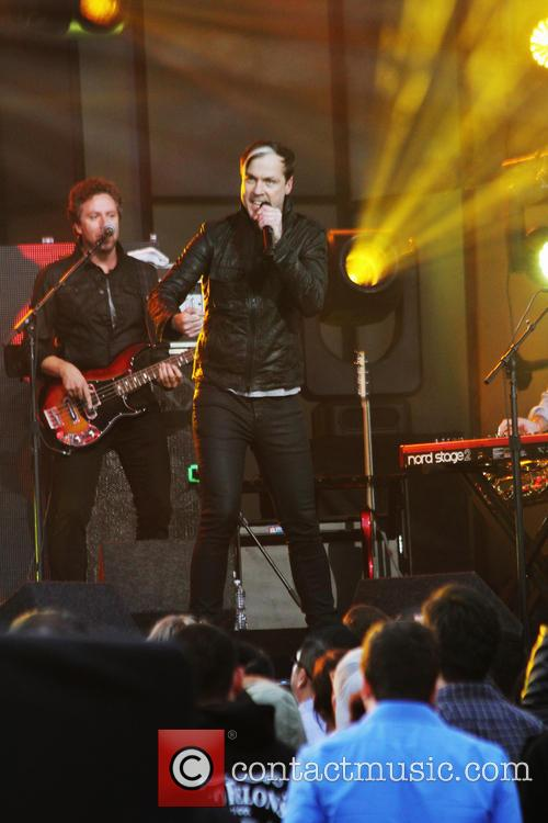 Fitz And The Tantrums and Michael Fitzpatrick 10