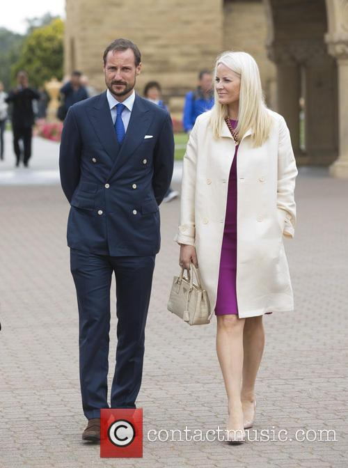 Crown Prince Haakon and Crown Princess Mette-marit 6