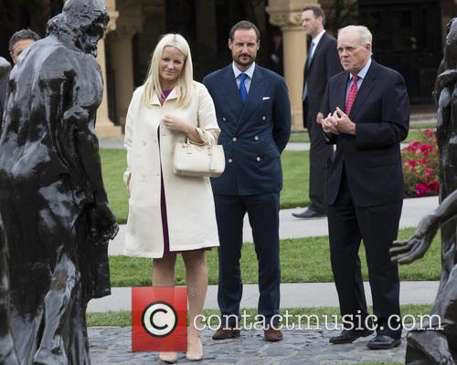Crown Prince Haakon and Crown Princess Mette-marit 8