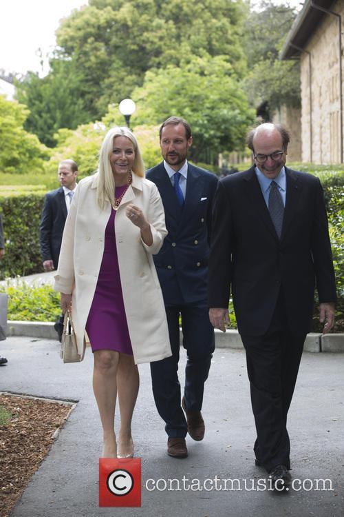 Crown Prince Haakon and Crown Princess Mette-marit 10