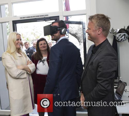 Crown Prince Haakon and Crown Princess Mette-marit 11