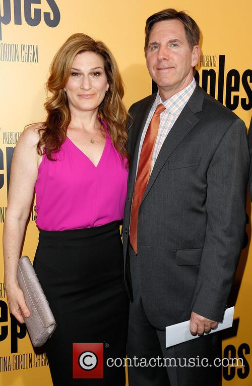 Ana Gasteyer and Guest 2