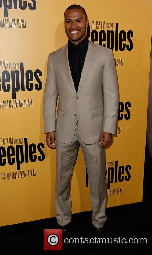 andre hall premiere of peeples 3653402