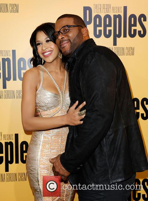 Kali Hawk and Tyler Perry 5