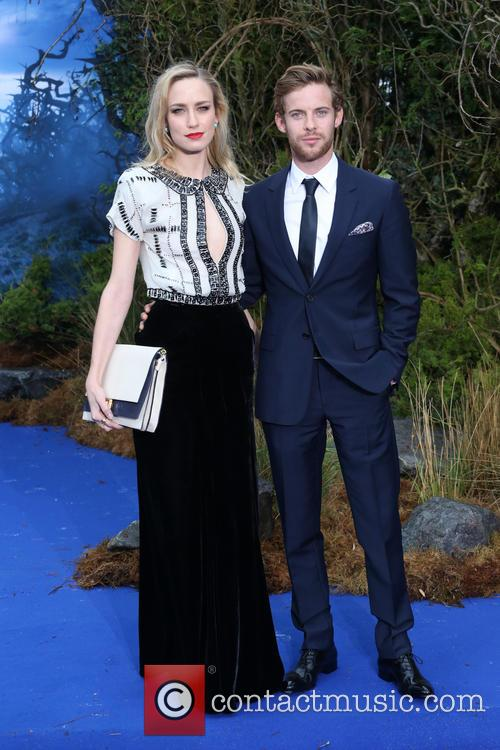 Luke Treadaway and Ruta Gedmintas 2