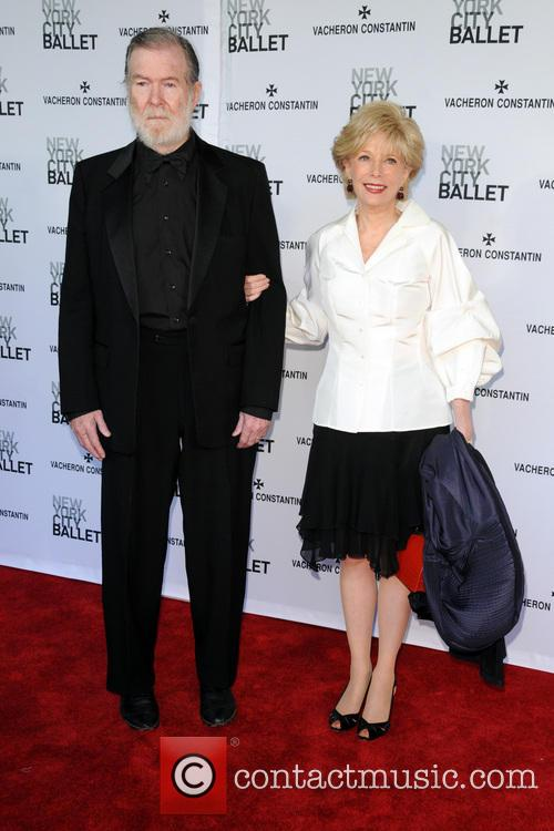 Lesley Stahl and Aaron Latham 3