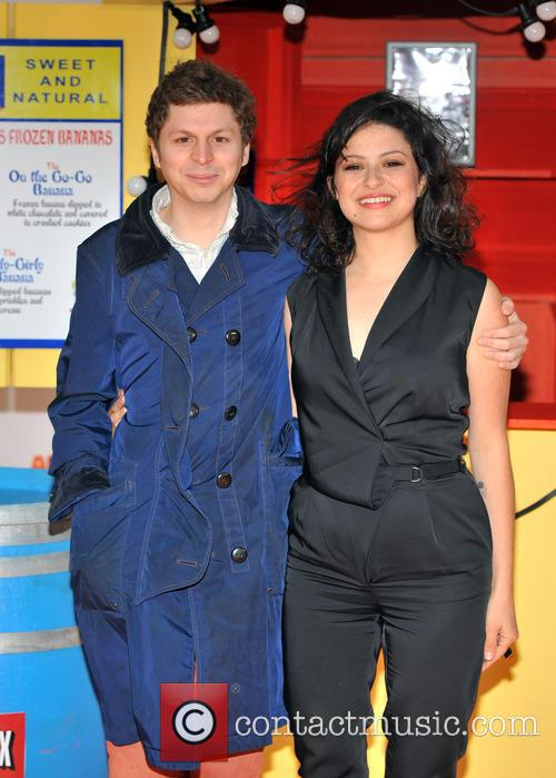 Michael Cera and Alia Shawkat 6