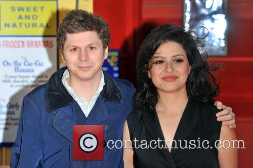 Michael Cera and Alia Shawkat 8