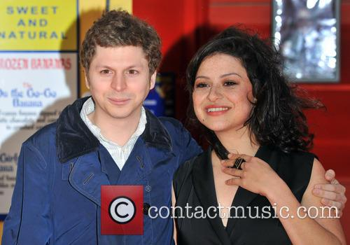 Michael Cera and Alia Shawkat 9