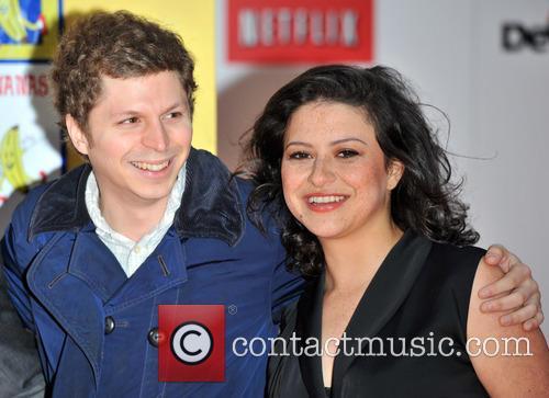 Michael Cera and Alia Shawkat 6