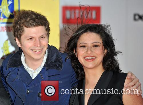 Michael Cera and Alia Shawkat 7