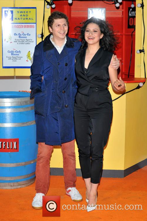 Michael Cera and Alia Shawkat 5