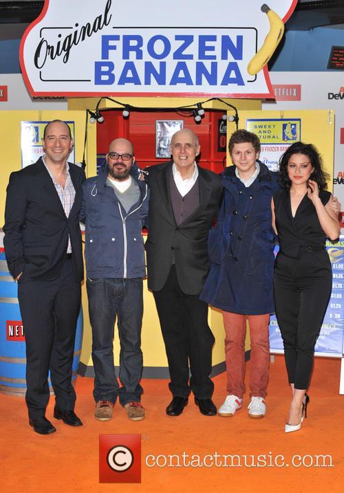 Tony Hale, David Cross, Jeffrey Tambour, Michael Cera and Alia Shawkat 2