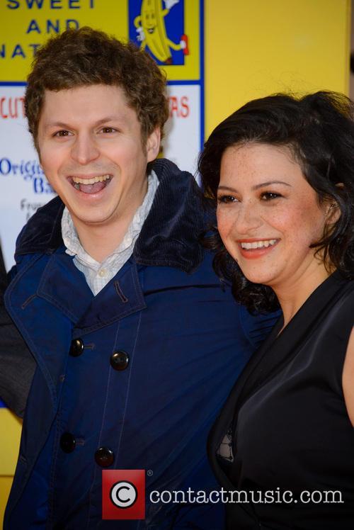 Michael Cera and Alia Shawkat 8