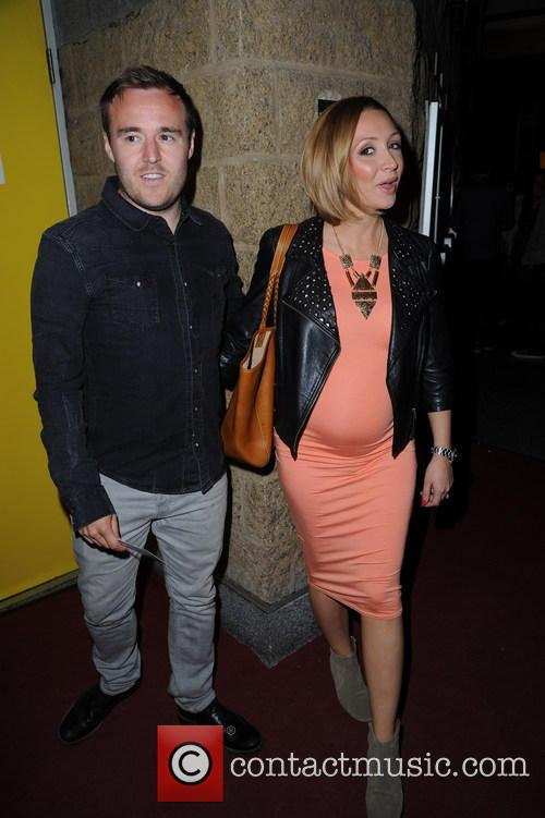 Alan Halsall and Lucy-jo Hudson 2