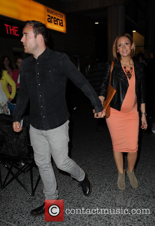 Alan Halsall and Lucy-jo Hudson 4