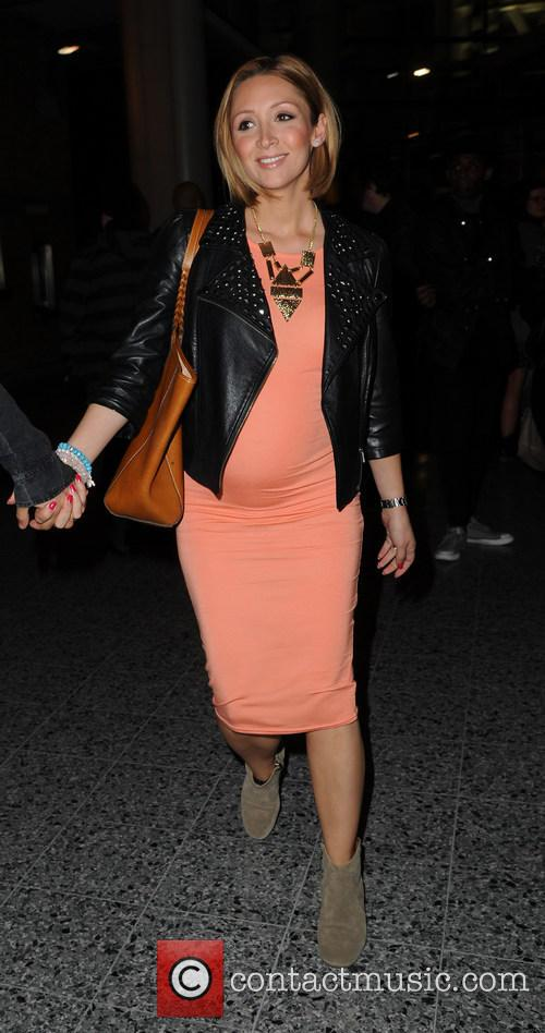 lucy jo hudson celebs arriving for the beyonce 3654219