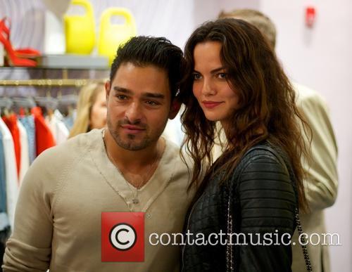 Sam Jaradeh and Barbara Fialho 1