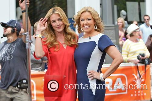 Cat Deeley and Mary Murphy 4