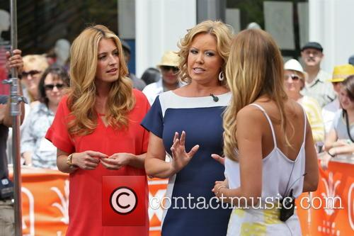 Cat Deeley, Mary Murphy and Renee Bargh 4