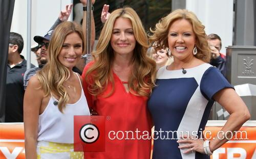 Cat Deeley, Mary Murphy and Renee Bargh 7