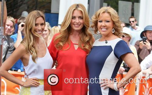 Cat Deeley, Mary Murphy and Renee Bargh 5