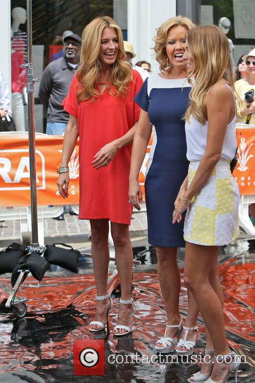 Cat Deeley, Mary Murphy, Renee Bargh, The Grove