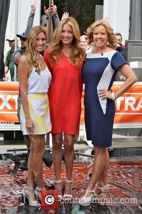 Cat Deeley, Mary Murphy and Renee Bargh 8