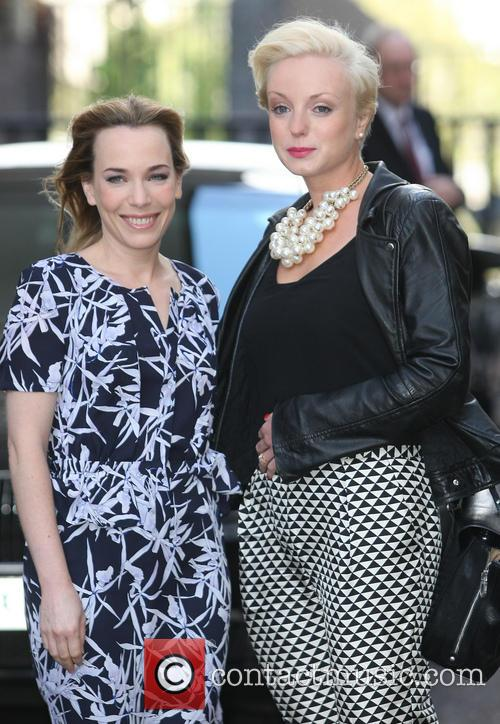 Helen George and Laura Main 3
