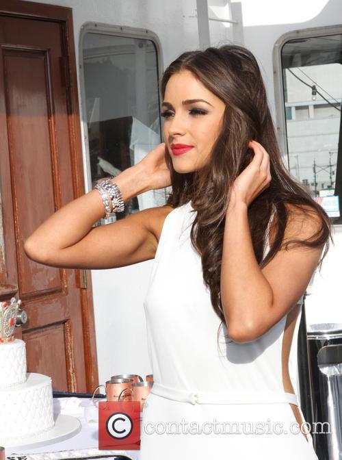 Miss Universe Olivia Culpo 8