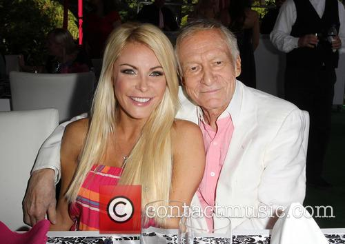 Crystal Hefner and Hugh Hefner 8