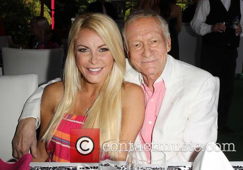 Crystal Hefner and Hugh Hefner 9