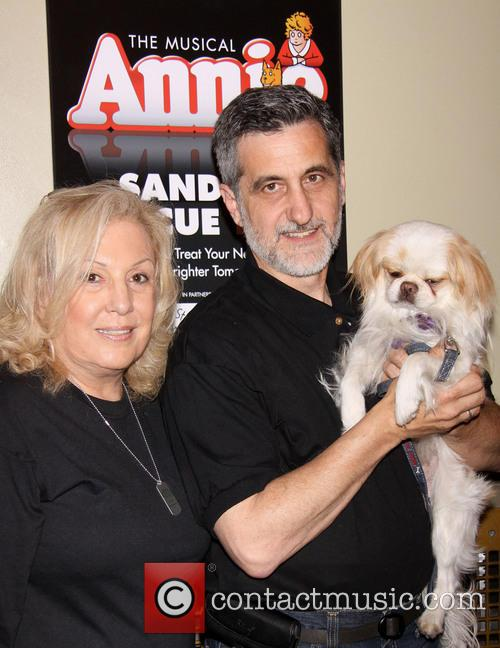 Bobbi Giordano, Bill Berloni and Tiny 2