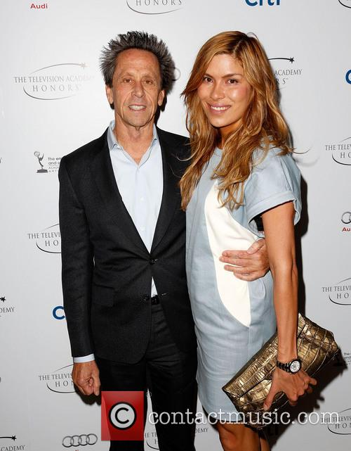 Brian Grazer and Veronica Smiley 2
