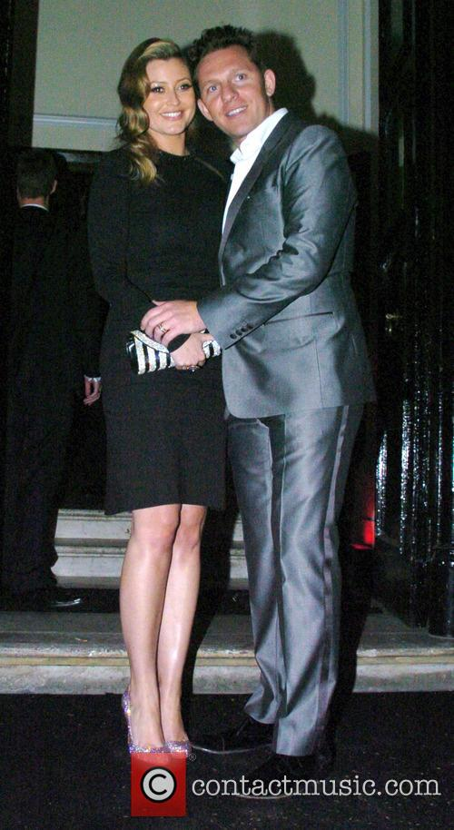 Holly Valance and Nick Candy 5